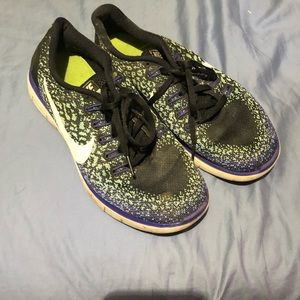 Nike Woman's running shoes size 7.5